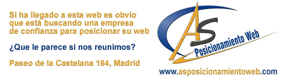 Reunión Empresa As Posicionamiento Web